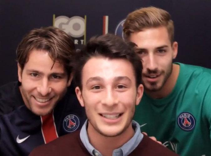 PSG : Des supporters du club piégés par deux joueurs parisiens !