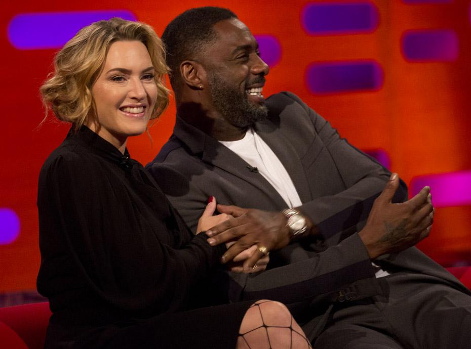 Public Buzz : La demande totalement dingue d'Idris Elba à Kate Winslet pendant leur scène de sexe