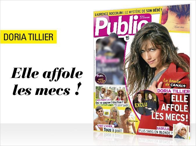 Public : votre magazine uniquement disponible en kiosques à Paris aujourd'hui !