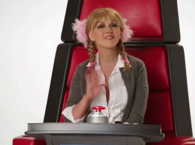 Quand Christina Aguilera se paye Miley Cyrus, Sia, Britney Spears... C'est plutôt drôle ! (vidéo)