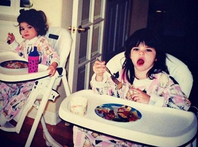 Qui sont ces adorables baby-girls à la chevelure ébène ?!!