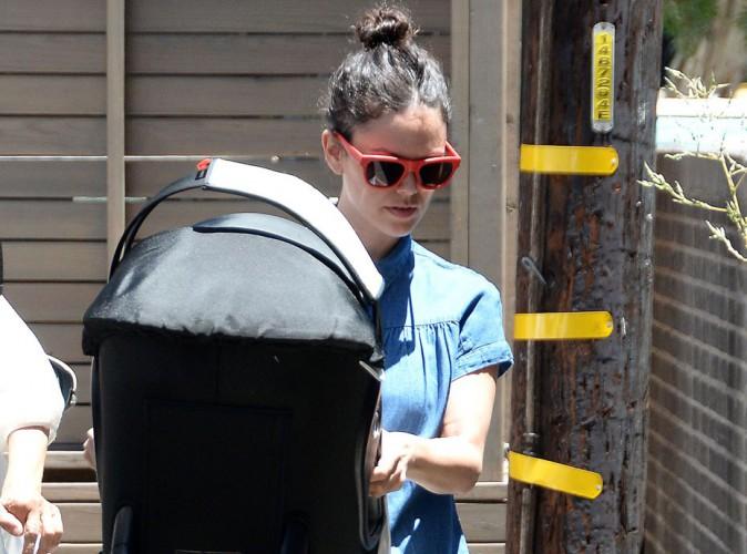 Rachel Bilson partage la toute première photo de sa fille Briar Rose !
