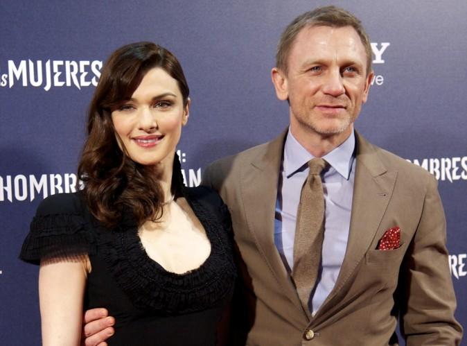 Rachel Weisz et Daniel Craig : deux amoureux qui n'ont plus peur de s'afficher au grand jour...