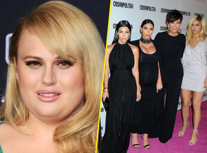 """Rebel Wilson : """"Les Kardashian ne sont pas connues pour leur talent"""" !"""