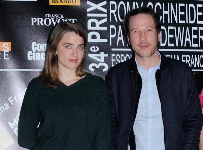 Reda Kateb et Adèle Haenel, grands gagnants du prix Romy Schneider et Patrick Dewaere 2015 !