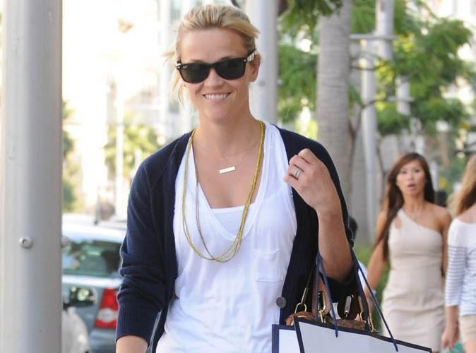 Reese Witherspoon : déjà sur pied après son accident !