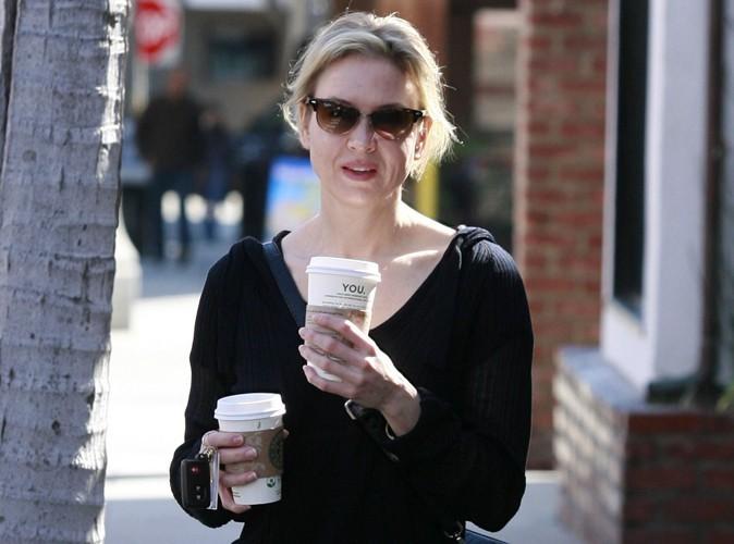 Renee Zellweger va pleurer chez Sandra Bullock…