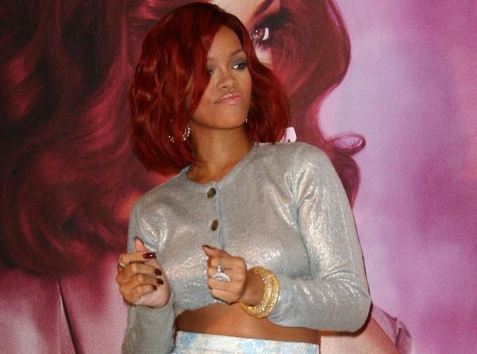 """Rihanna assume à 100 % des fanstasmes SM : """"J'adore être attachée et fessée"""" !"""