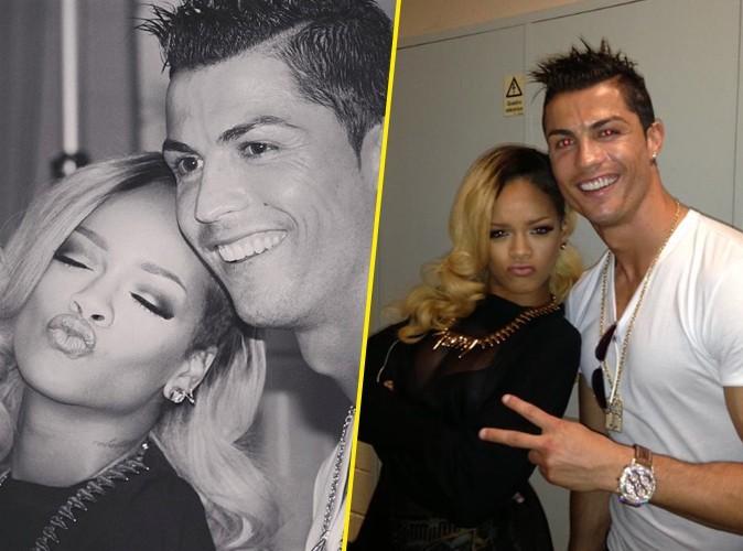 Rihanna aurait-elle remplacé Chris Brown par Cristiano Ronaldo ?