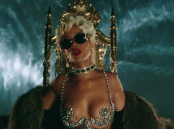 Rihanna : découvrez enfin le clip ultra hot de Pour it Up !