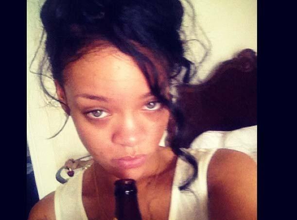 Rihanna : elle a dû boire pour surmonter les obsèques de sa grand-mère !