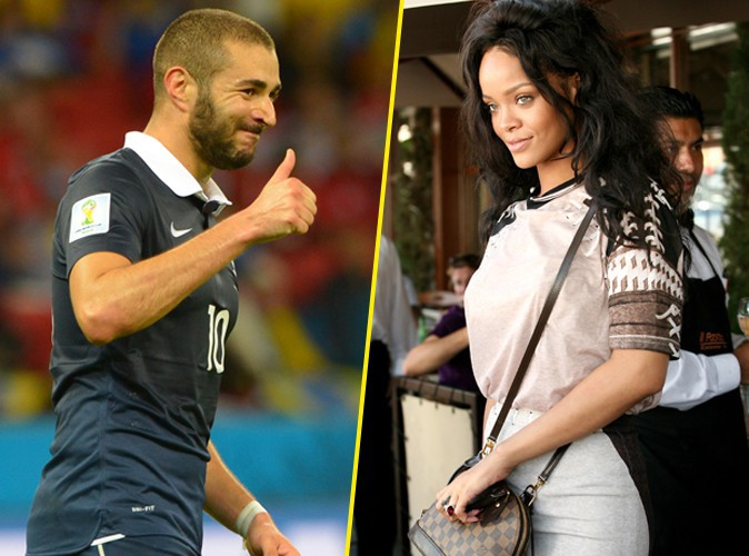 Rihanna : elle soutient Karim Benzema !