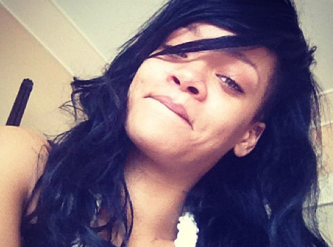 Rihanna : elle tombe le masque pour une photo sans make-up !