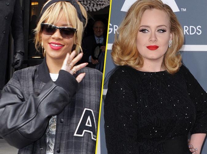Rihanna : elle trouve Adèle déprimante !