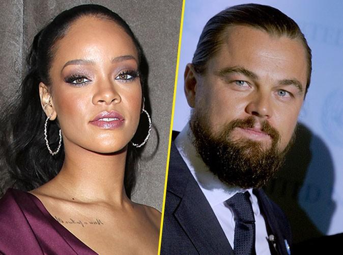 Rihanna et Leonardo DiCaprio : enfin un premier cliché d'eux ensemble !