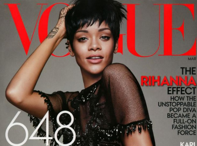 "Rihanna : ""Je n'ai jamais voulu devenir célèbre"" !"