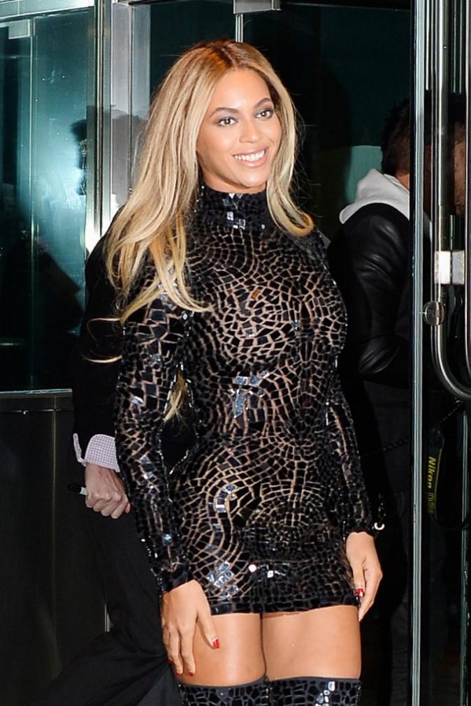 Les réchauffées : Beyonce à New York !