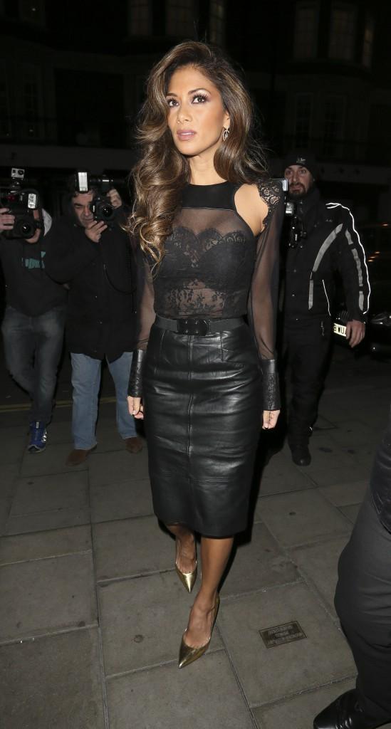 Les réchauffées : Nicole Scherzinger à Londres