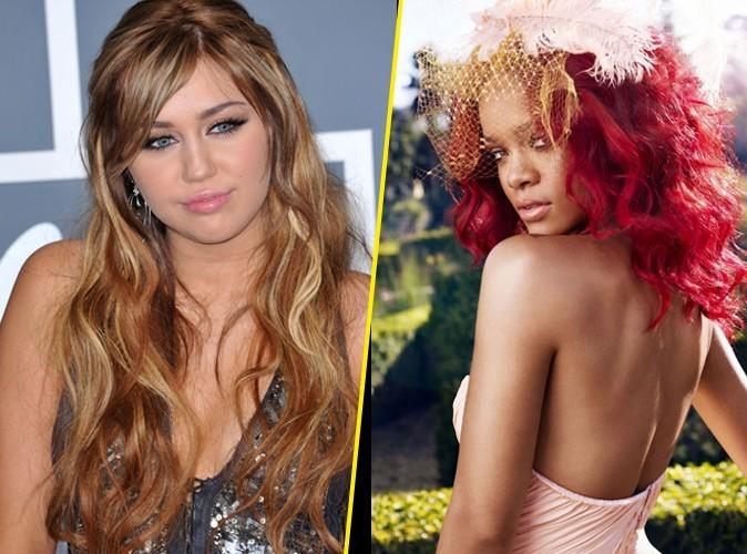 Rihanna ou Miley Cyrus dans le remake du film Bodyguard ?