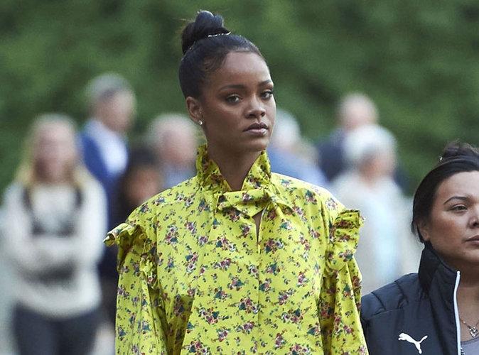 Rihanna : présente à Nice, elle annule son concert et est évacuée d'urgence