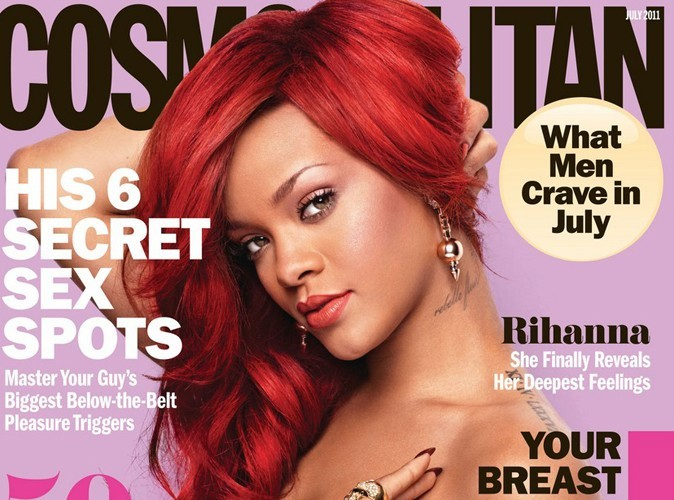 Rihanna : prête à être amoureuse mais il va falloir s'accrocher !