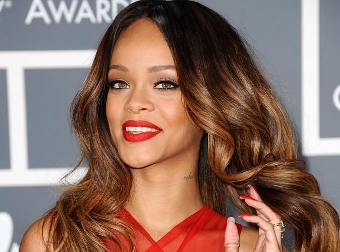 Rihanna : quelqu'un lui a offert énormément de marijuana pour la Saint Valentin !