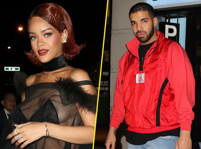 Rihanna se rapproche à nouveau de Drake !