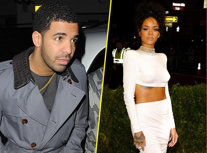 """Rihanna : séparée de Drake, """"trop amoureux"""" !"""