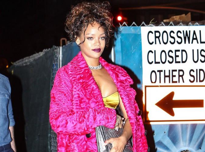 Rihanna : sur les nerfs après que sa chanson ait été évincée par CBS !
