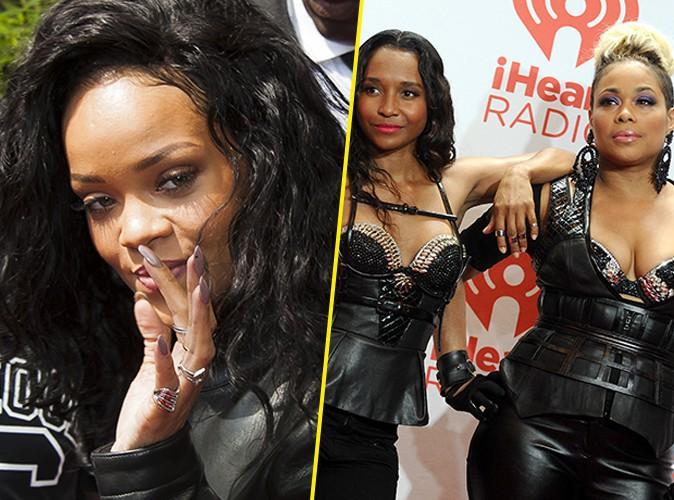 Rihanna : taclée par les TLC, elle leur répond à sa manière !