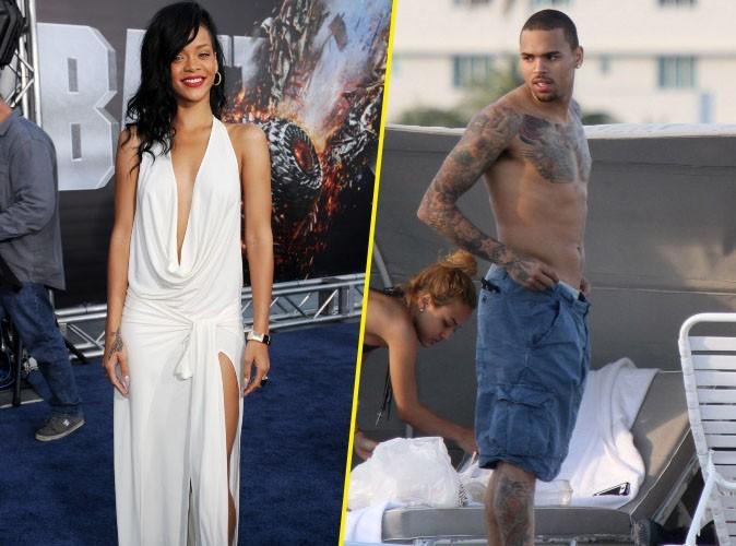 Rihanna : un nouveau tweet pour Chris Brown !