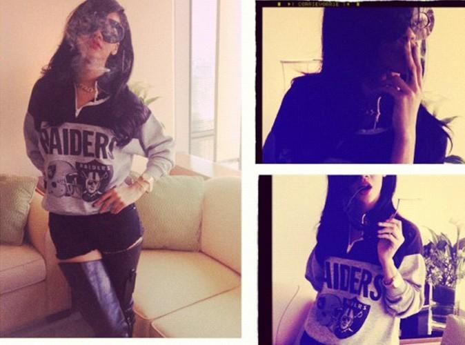 Rihanna : un peu plus bad girl de jour en jour !