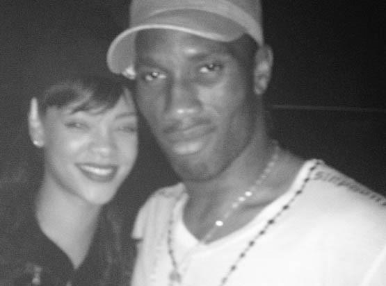 Rihanna : un week-end bien arrosé à Londres avec Didier Drogba !