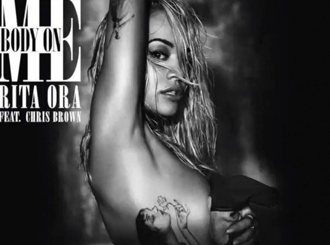 Rita Ora : aïe, aia, aïe, son featuring sensuel avec Chris Brown est arrivé !