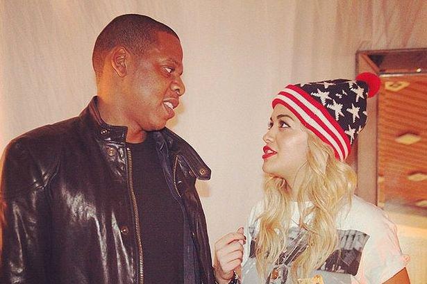 Rita Ora attaque Jay-Z !
