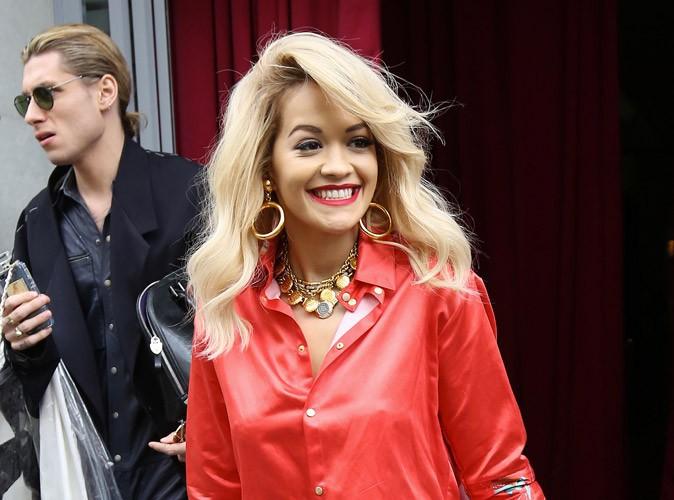 """Rita Ora : elle a déjà oublié Clavin Harris: """"Je suis passée à autre chose"""" !"""