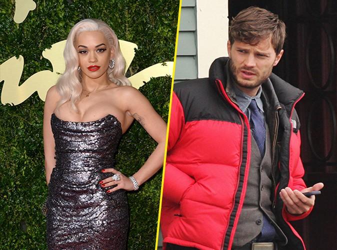 Rita Ora : elle rejoint Jamie Dornan dans le casting de 50 Shades of Grey !