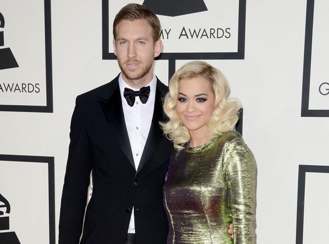 """Rita Ora évoque sa séparation avec Calvin Harris : """"C'était de la merde et ça craint !"""""""