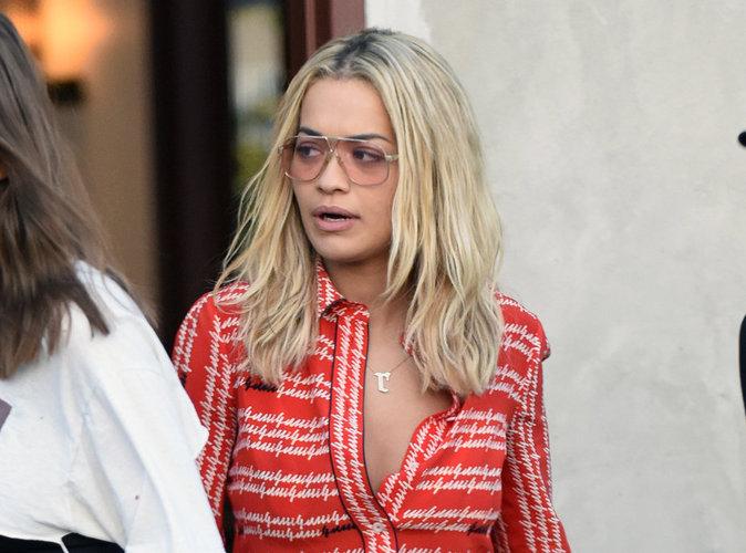 Rita Ora : s'exprime sur sa relation avec Jay Z !