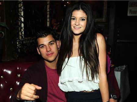 Rob Kardashian en couple avec Blac Chyna : Kylie Jenner réagit !