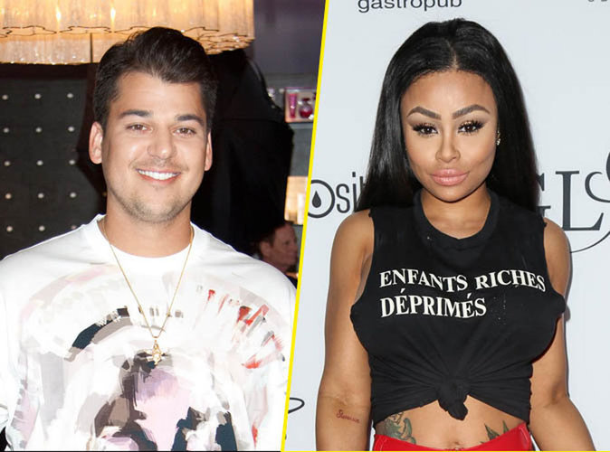 Rob Kardashian : in love, il veut son émission de télé-réalité avec Blac Chyna !
