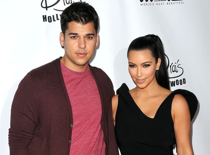 """Rob Kardashian : """"moi je serais marié avant d'avoir un bébé !"""""""