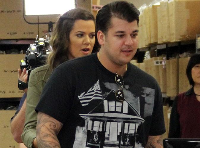 Rob Kardashian : moqué pour sa prise de poids, il répond à ses détracteurs !