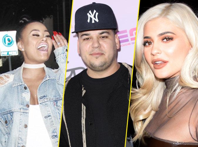 Rob Kardashian : pour venger sa fiancée Blac Chyna, il diffuse le numéro de téléphone de Kylie sur Twitter !