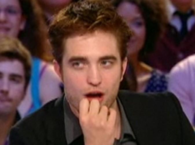 Rob Pattinson fan malgré lui du mariage princier !