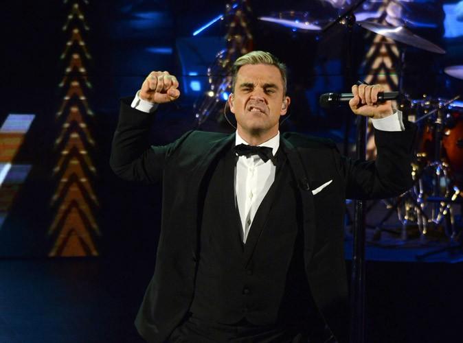 """Robbie Williams : """"La dernière fois que j'ai été défoncé ? C'était il y a deux jours"""" !"""