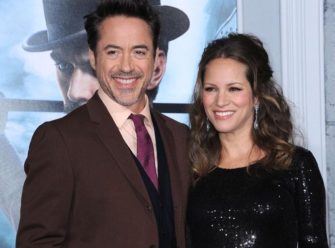 Robert Downey Jr : il dévoile le sexe de son bébé à la télé !