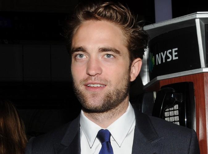 Robert Pattinson : il a failli perdre une oreille sur le tournage de Cosmopolis !