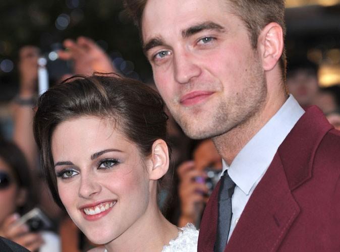 "Robert Pattison :"" Kristen Stewart est vraiment une excellente actrice !"""