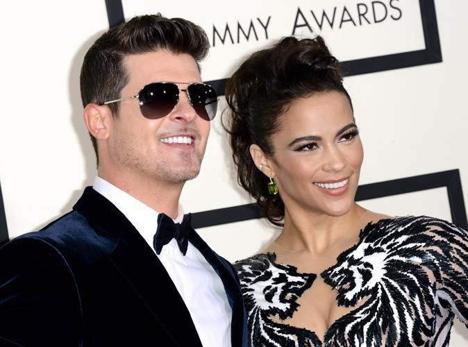 Robin Thicke : il baptise son nouvel album
